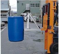 【新品】フォークリフト用ドラム搬送機器 均等荷重200