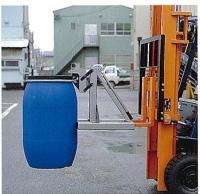 【新品】フォークリフト用ドラム搬送機器 均等荷重220