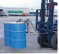 【新品】フォークリフト用ドラム搬送機器 均等荷重400×2