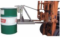 【新品】フォークリフト用ドラム搬送機器 均等荷重400