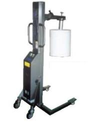 【新品】ロール反転リフト 50kg 電動式 外径チャック式