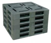 リサイクルパレット 1100×1100×H140mm (5枚セット)