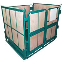 ボックスパレット W1350×D1175×H1100mm