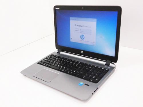 美品 中古 ノートパソコン  HP450G2