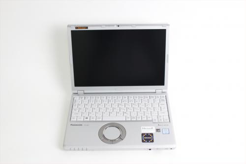 美品中古 ノートパソコン  Let'sNote SZ5