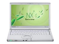 美品 中古 ノートパソコン  Let's note CF-NX4HDNTS
