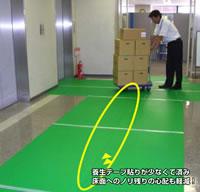 床養生シート プラベニハードNS(2.5mm・5枚セット) 5ケース以上送料無料