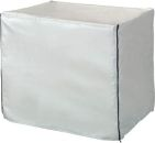 TRUSCO ネットパレット用カバー シルバー TNPC-0810S