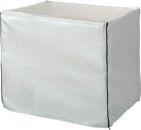 TRUSCO ネットパレット用カバー シルバー TNPC-1012S