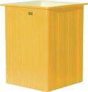 スイコー KH型容器角型特殊容器1000L KH-1000